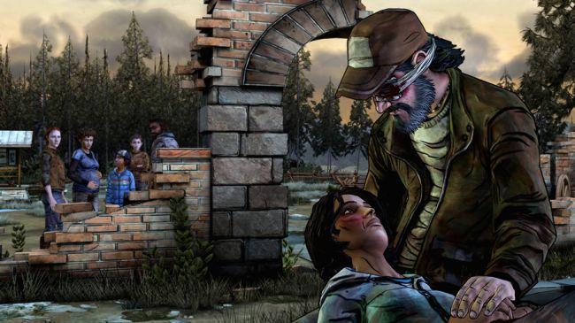 The Walking Dead: Season 2 - Episode 4: Amid the Ruins - Screenshots - Bild 3