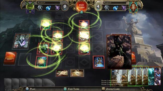 Might & Magic Duel of Champions: Forgotten Wars - Screenshots - Bild 1