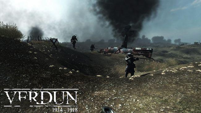 Verdun - Screenshots - Bild 1