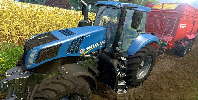 Landwirtschafts-Simulator 15 - Test