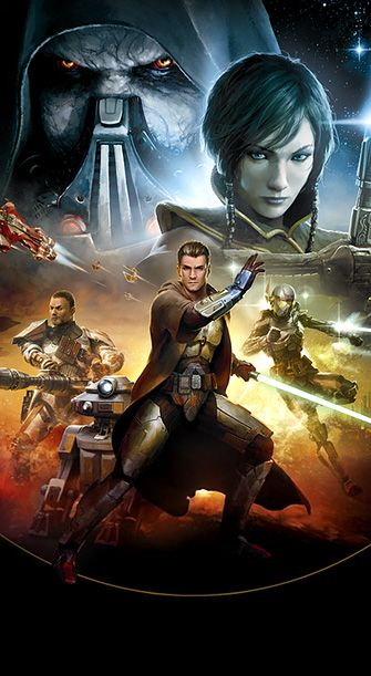 Star Wars The Old Republic - Preview
