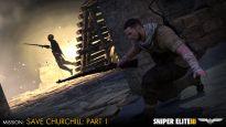 Sniper Elite 3 - DLC: Save Churchill Part 1: In Shadows - Screenshots - Bild 5