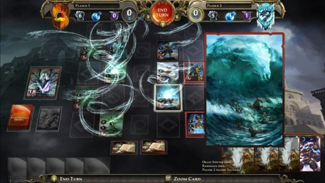Might & Magic Duel of Champions: Forgotten Wars - Screenshots - Bild 5