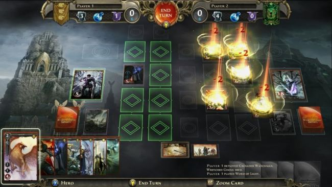 Might & Magic Duel of Champions: Forgotten Wars - Screenshots - Bild 6