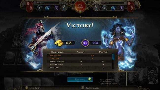 Might & Magic Duel of Champions: Forgotten Wars - Screenshots - Bild 8
