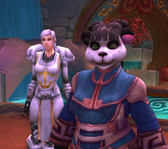 World of WarCraft: Mists of Pandaria - Test