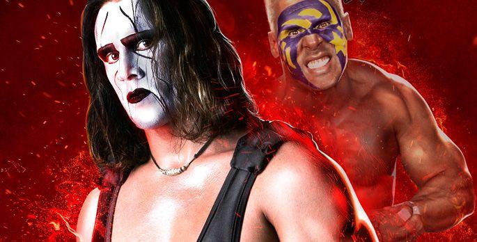 WWE-2K15 - Special