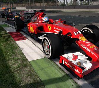 F1 2014 - Test
