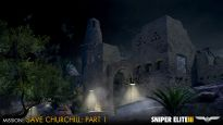 Sniper Elite 3 - DLC: Save Churchill Part 1: In Shadows - Screenshots - Bild 1