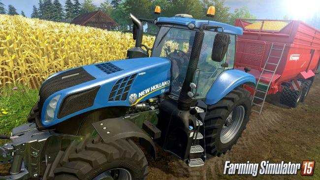 Landwirtschafts-Simulator 2015 - Screenshots - Bild 4