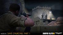 Sniper Elite 3 - DLC: Save Churchill Part 1: In Shadows - Screenshots - Bild 4