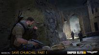 Sniper Elite 3 - DLC: Save Churchill Part 1: In Shadows - Screenshots - Bild 7