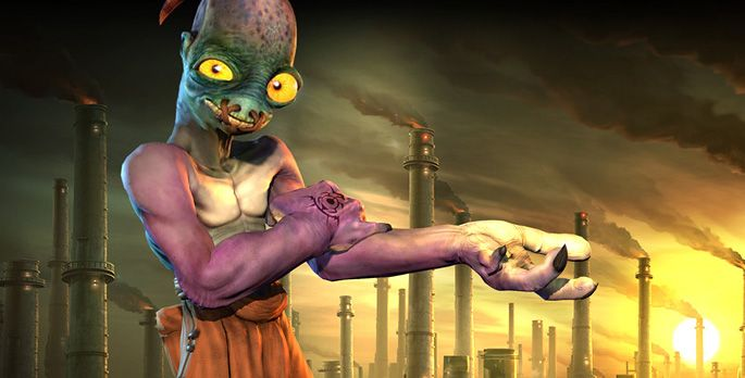 Oddworld: New 'n' Tasty - Test