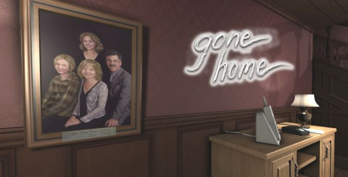 Gone Home - Test