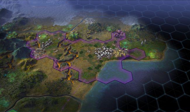 Sid Meier's Civilization: Beyond Earth - Screenshots - Bild 1
