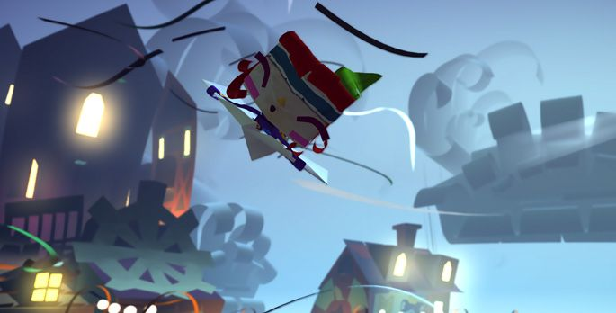 Tearaway: Unfolded - Test