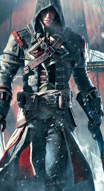 Assassin's Creed: Rogue - Test