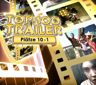 Gameswelt Top 100 Trailer Plätze 10-1 - Videoartikel