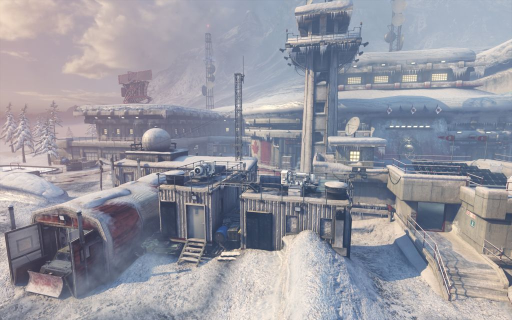 Call Of Duty Maps Ghost on