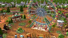 Rollercoaster Tycoon World - Screenshots