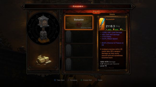 Diablo III: Ultimate Evil Edition - Screenshots - Bild 30