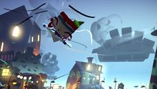 Tearaway Unfolded - Screenshots