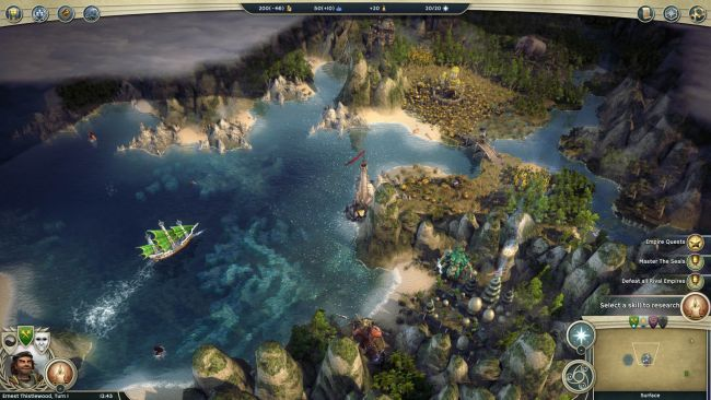 Age of Wonders III: Golden Realms - Screenshots - Bild 1
