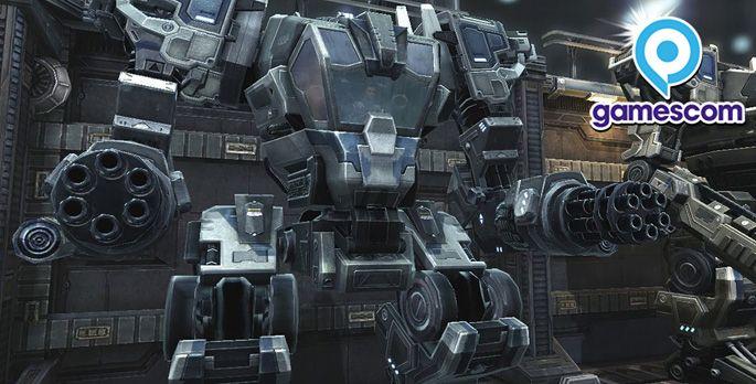 Hazard Ops: War of the Machine - Preview