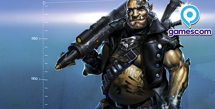 Shadowrun Online - Preview