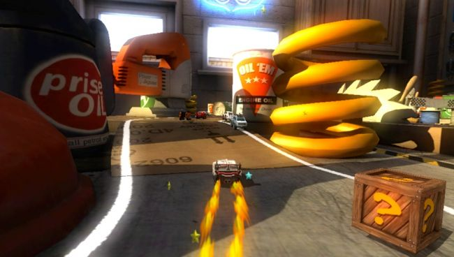 Table Top Racing - Screenshots - Bild 1