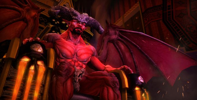 Saints Row: Gat out of Hell - Test