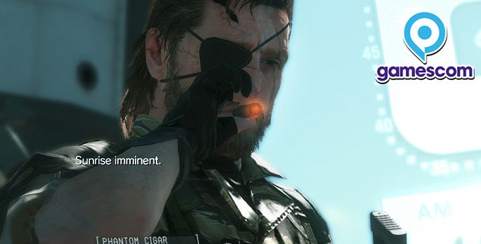 Metal Gear Solid V: The Phantom Pain - Preview