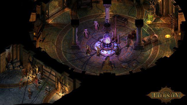 Pillars of Eternity - Das Rollenspiel erscheint für Xbox One und PlayStation 4