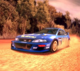 Colin McRae Rally 2.0 - Test