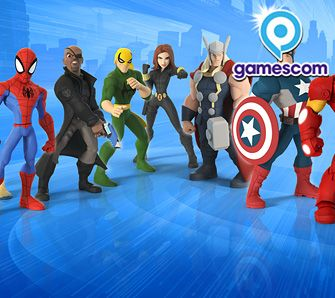 Disney Infinity 2.0: Marvel Super Heroes - Test