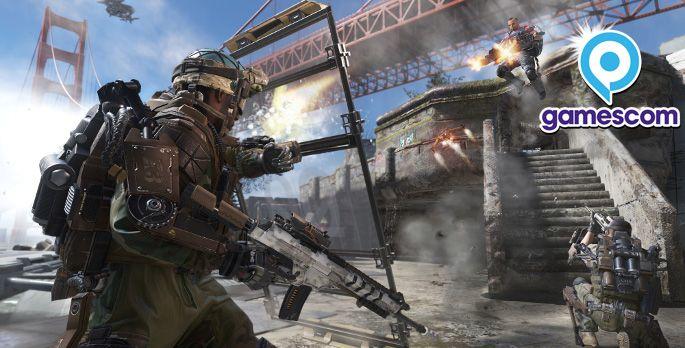 Call of Duty: Advanced Warfare - Preview
