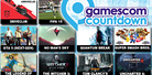 User Top 10 - Most Wanted gamescom 2014