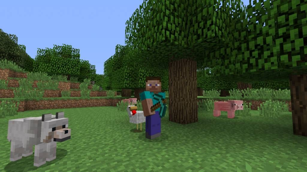 Minecraft WindowsUpdate Ermöglicht CrossPlattformMultiplayer - Minecraft offline zu zweit spielen pc