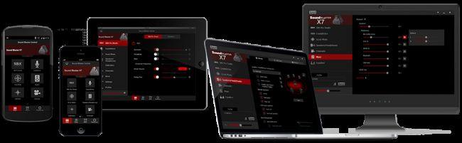 Creative Sound Blaster X7 - Artworks - Bild 9