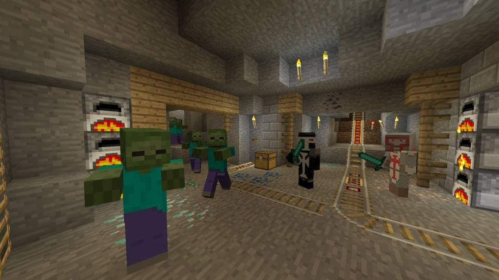 Minecraft Klötzchenbau Auf Der PS Test Von Gameswelt - Minecraft spielen pc online
