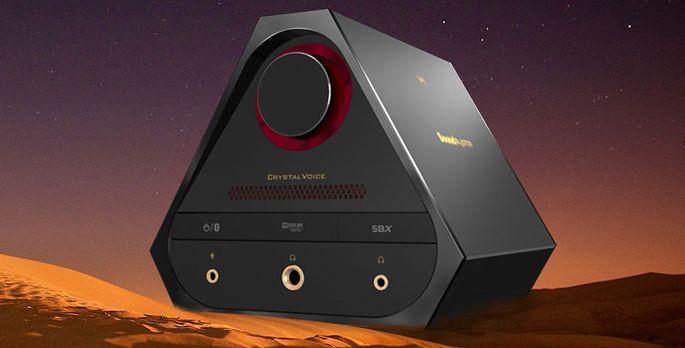 Creative Sound Blaster X7 - Special
