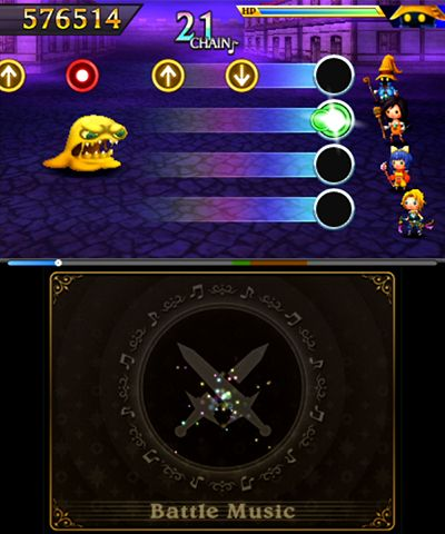 Theatrhythm Final Fantasy: Curtain Call - Screenshots - Bild 2