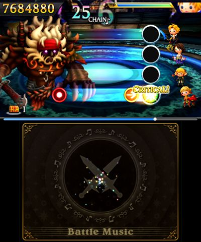 Theatrhythm Final Fantasy: Curtain Call - Screenshots - Bild 14