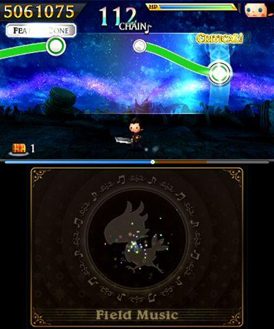 Theatrhythm Final Fantasy: Curtain Call - Screenshots - Bild 21