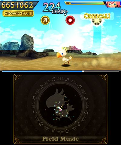 Theatrhythm Final Fantasy: Curtain Call - Screenshots - Bild 24