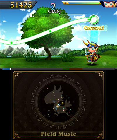 Theatrhythm Final Fantasy: Curtain Call - Screenshots - Bild 19
