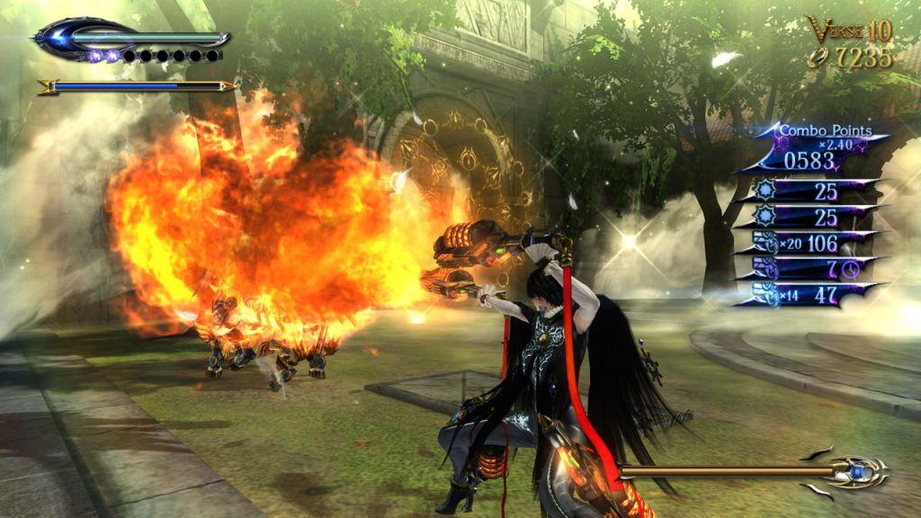Spekulation: Kommen die beiden Bayonetta-Spiele für die Nintendo Switch?
