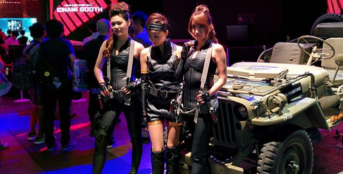 Tokyo Game Show 2014 - Special