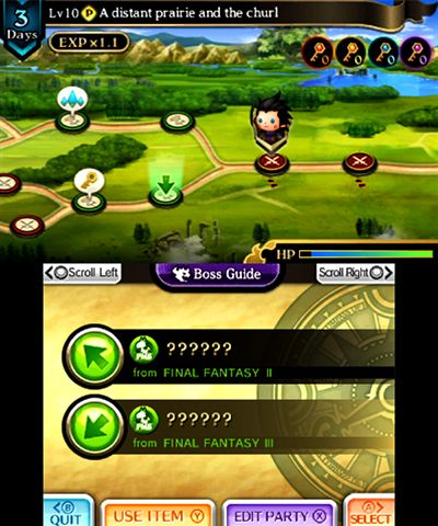 Theatrhythm Final Fantasy: Curtain Call - Screenshots - Bild 39