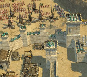 Stronghold Crusader 2 - Test
